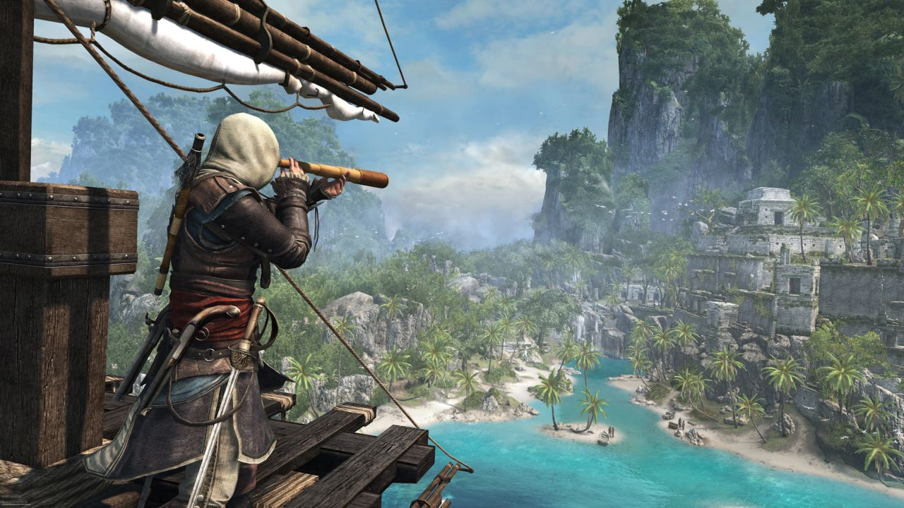 1. Assassins Creed 4