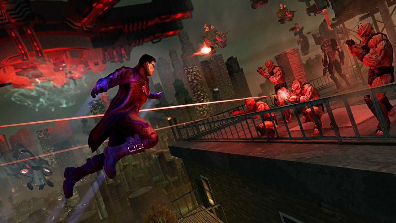 11. Saints Row 4