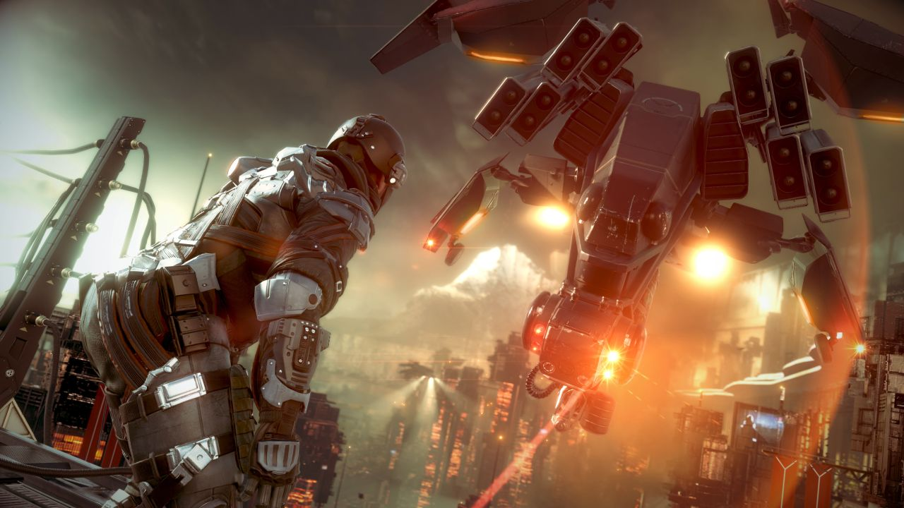 13. Killzone Shadow Fall