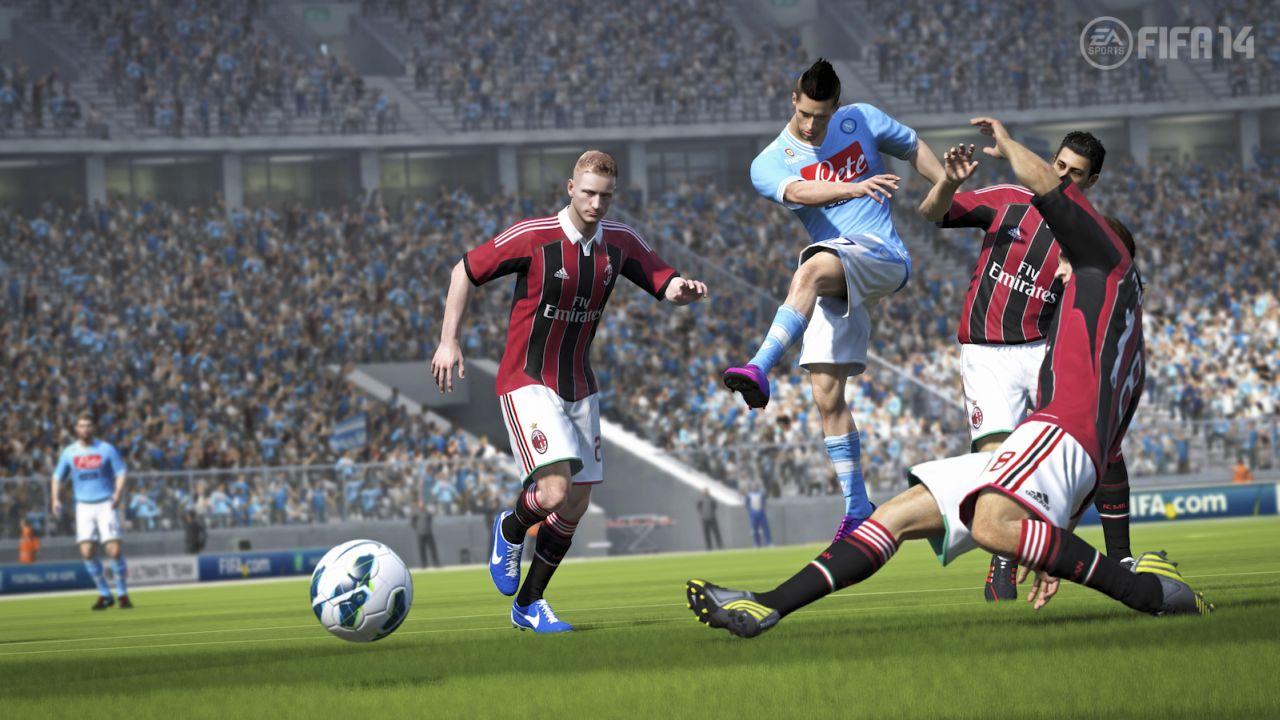 20. FIFA 14