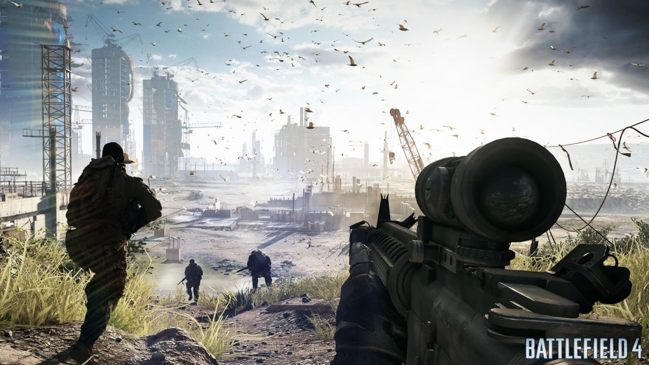 23. Battlefield 4