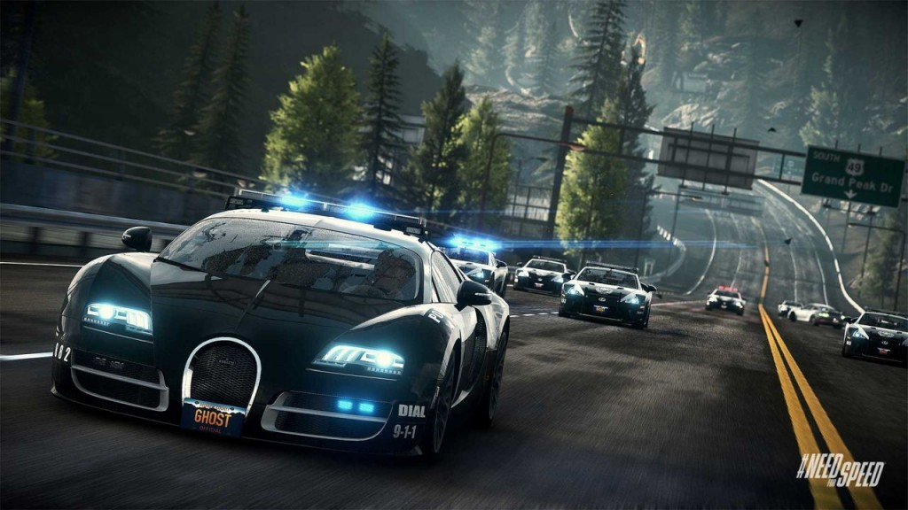 24. Need for Speed Rivals