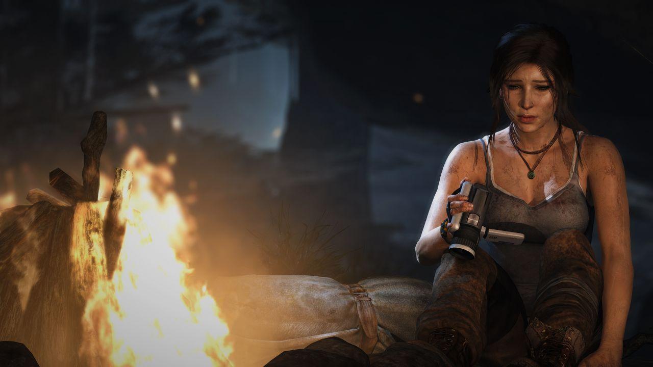 3. Tomb Raider 2013