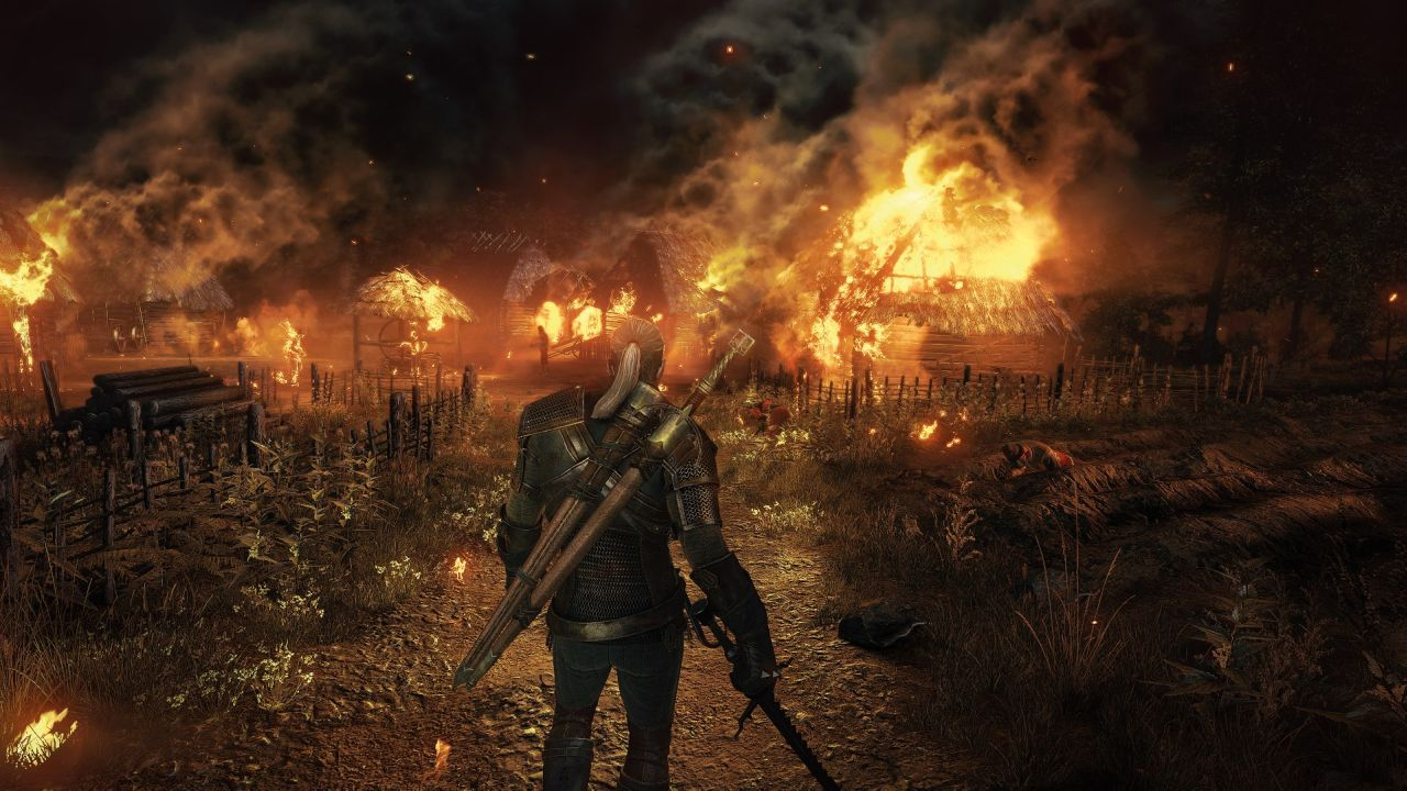 42. The Witcher 3