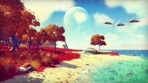 No Man's Sky Looks Great In This New Footage