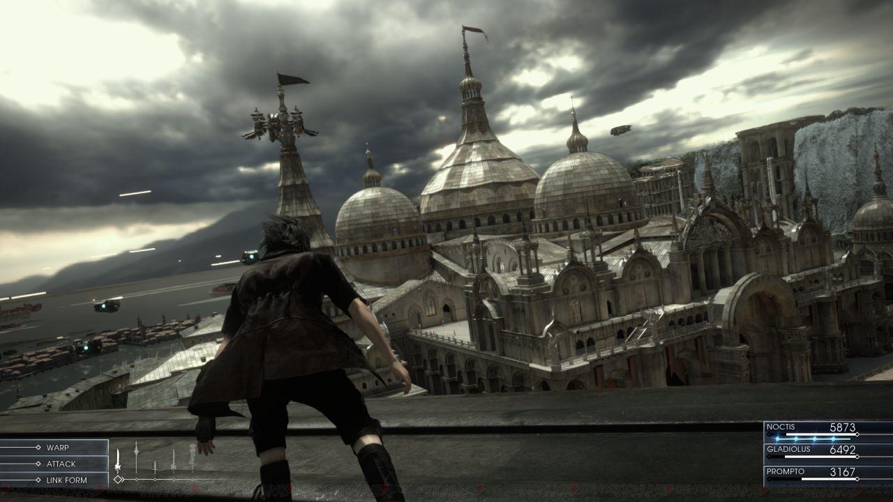 44. Final Fantasy 15