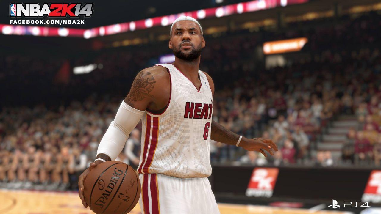 56. NBA 2K14