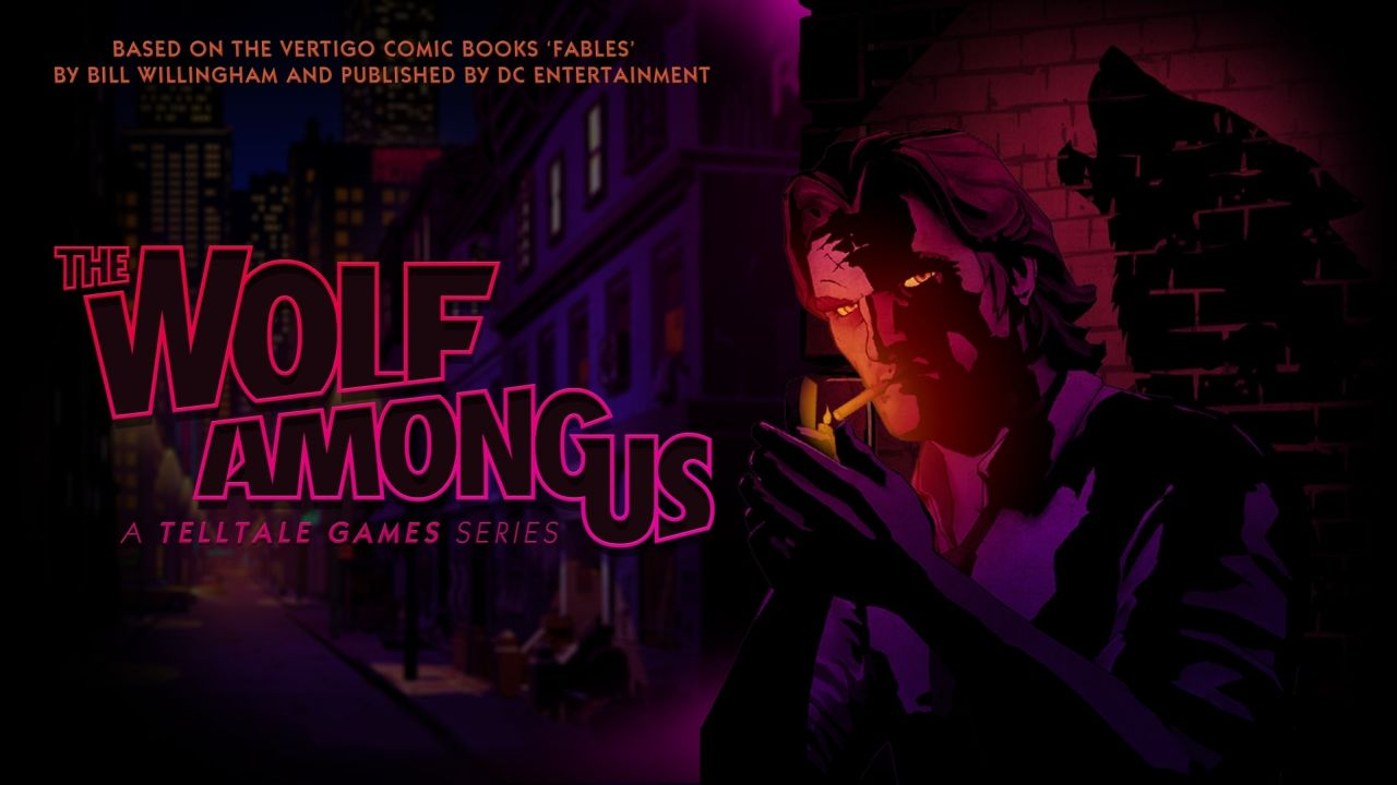 57. The Wolf Among Us
