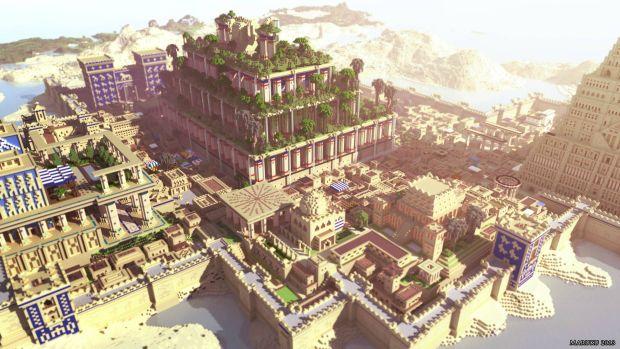 64. Babylonian City