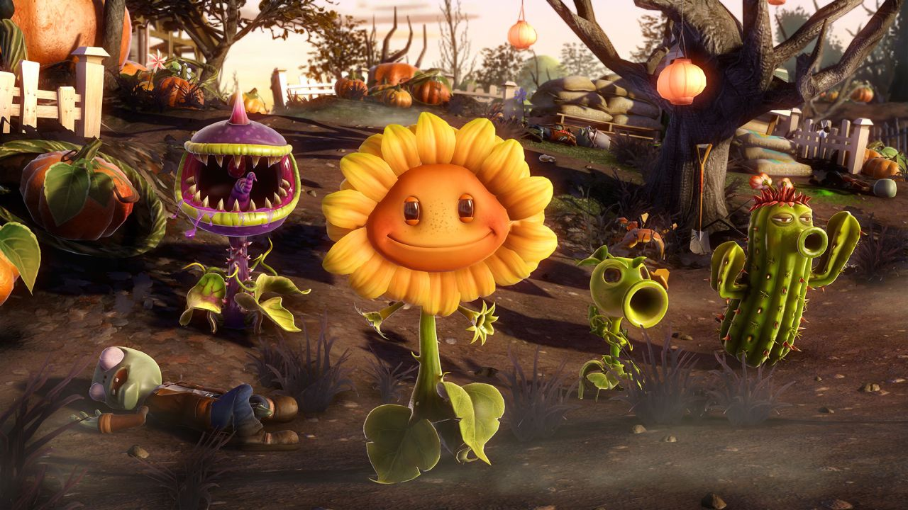 66. Plants vs Zombies Garden Warfare