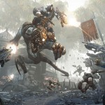 Gears of War Xbox One First Concept Art Vaguely Teased By Black Tusk Studios