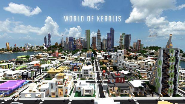 90. World of Keralis