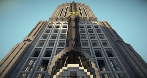 92. The Cosmopolitan Skyscraper