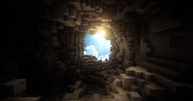 93. A Beautiful Day in Minecraft