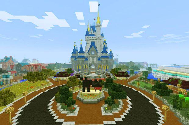 99. Disneyland