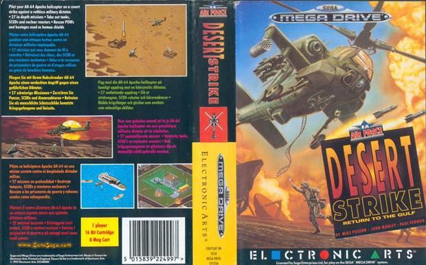ea desert strike