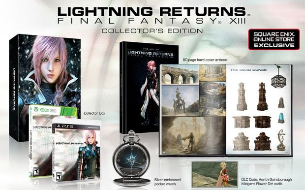Lightning Returns_Final Fantasy XIII_Collector's Edition