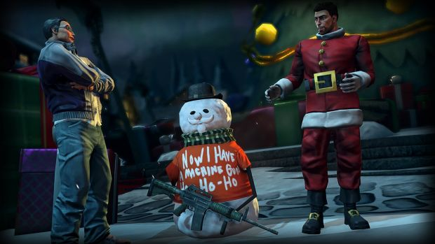 Saints Row 4_How The Saints Save Christmas