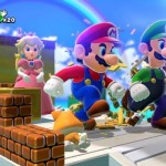 Super Mario 3D World Skipped Online Multiplayer to Emphasize Local Play