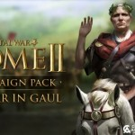 Total War: Rome 2 Caesar in Gaul Expansion Revealed