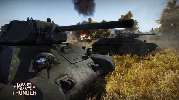 War Thunder_Ground Forces