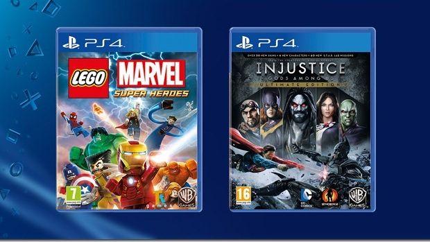 e-xpress_PS4 games