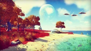 No Man's Sky New Trailer Walks Us Through Trading In The Game