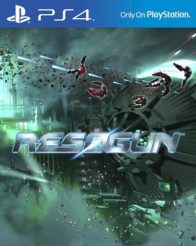 RESOGUN Box Art