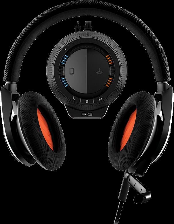 Plantronics RIG Stereo Headset