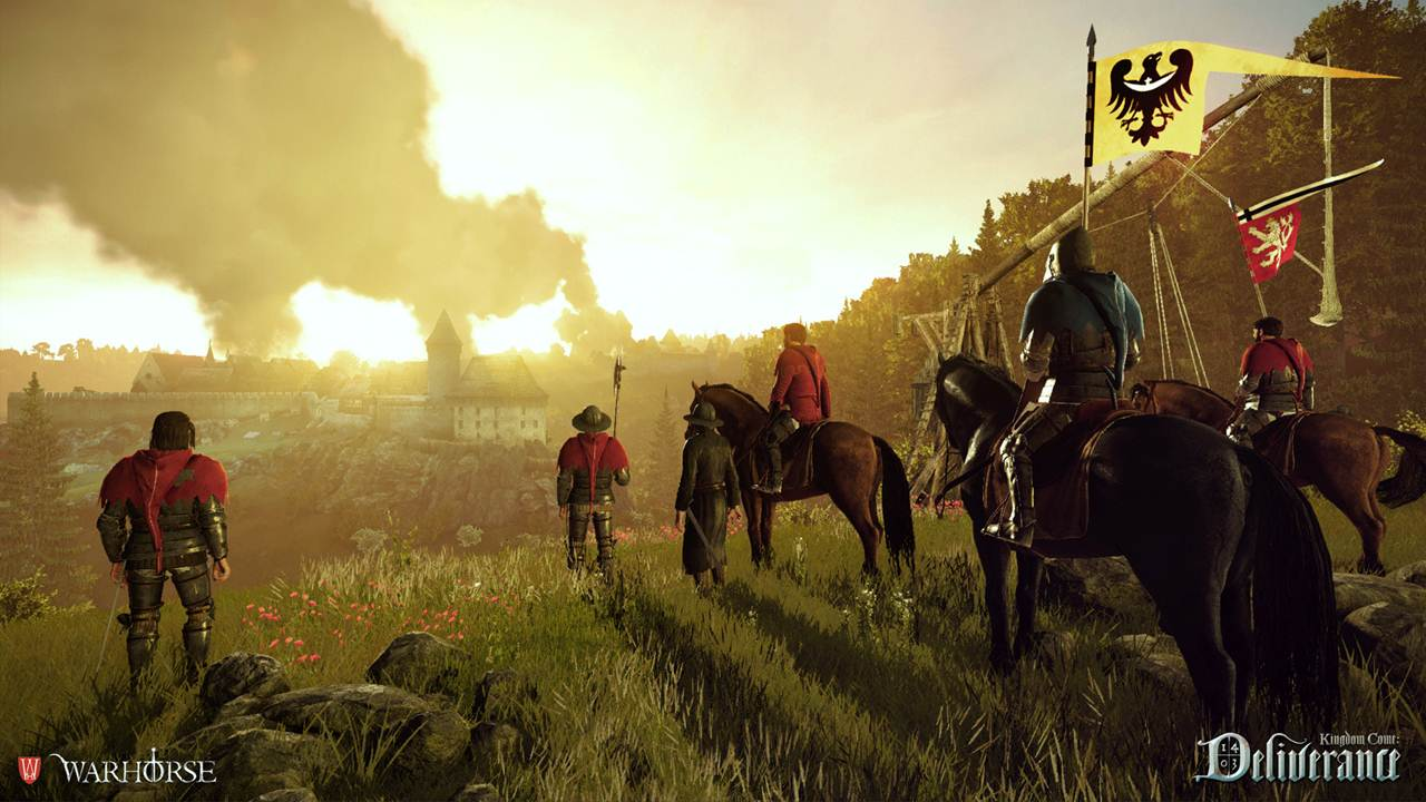 Kingdom Come: Deliverance Dev Diary Focuses on Combat
