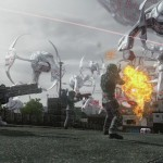 New Earth Defense Force Games Get New Trailers