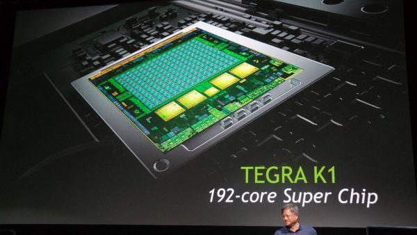 Nvidia K1 CPU