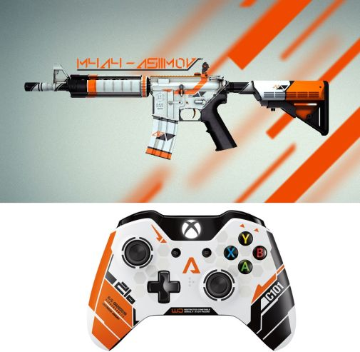 Titanfall_Xbox One controller
