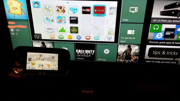 Xbox One_Wii U