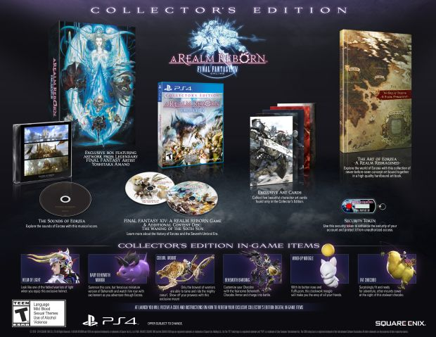 ffxiv_a realm reborn-ps4-collector-s-edition
