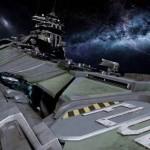 Star Citizen's 'Galactic Gear' Show Test Flies A Brand New Spaceship