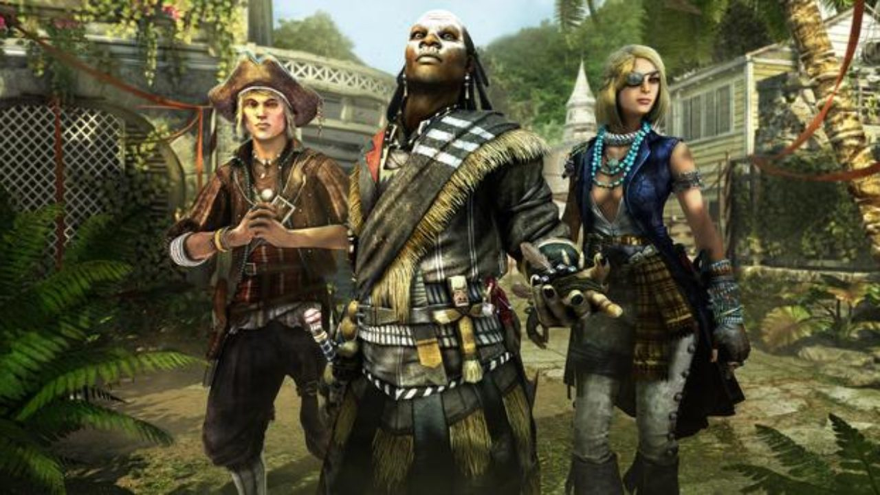 Assassin S Creed Iv Black Flag Guild Of Rogues Dlc Brings New