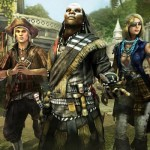 Assassin's Creed IV: Black Flag Guild of Rogues DLC Brings New Characters and Maps