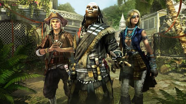 Assassin's Creed 4 DLC Guild of Rogues
