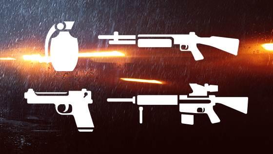 Battlefield 4 Shortcut Kits