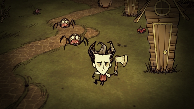 Don't Starve Console Edition PS4
