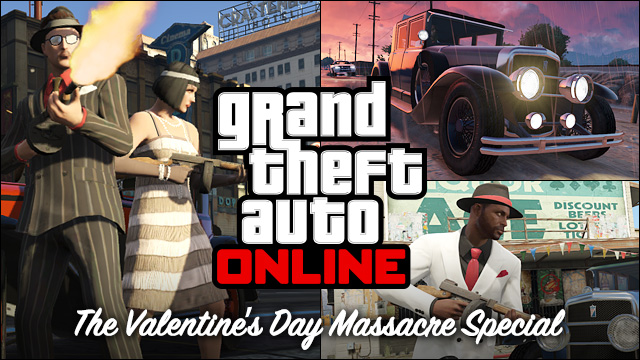 GTA Online_Valentine's Day Massacre
