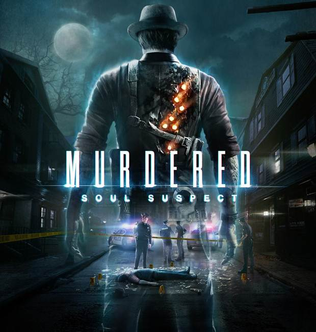 Mudered Soul Suspect Box Art