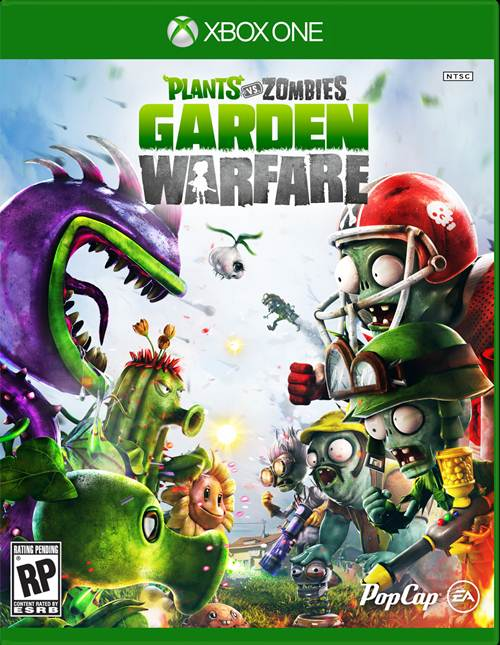 Plants vs. Zombies: Garden Warfare Wiki – Everything you need to ...