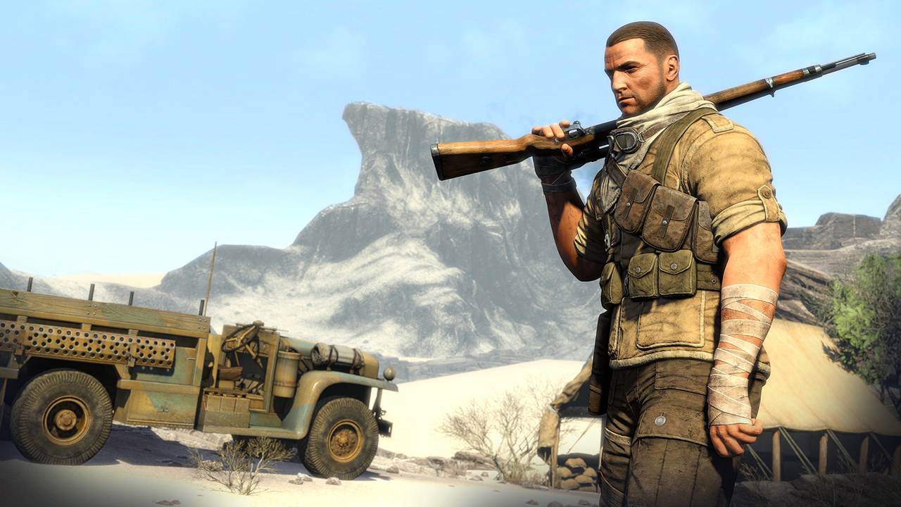 Sniper Elite 3 Wallpaper: Sniper Elite 3 Aiming For Full 60FPS And 1080p On PS4 And