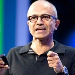 Microsoft's New CEO is Satya Nadella