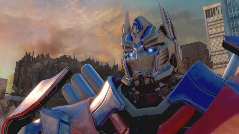 Transformers Rise of the Dark Spark (2)