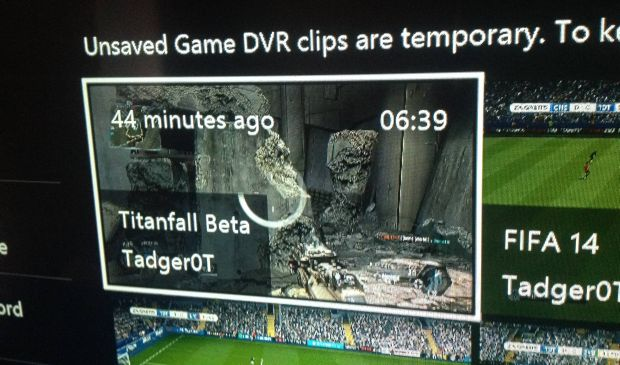 Xbox One_clip length