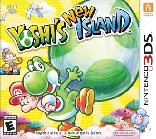 Yoshi's New Island – News, Reviews, Videos, and More