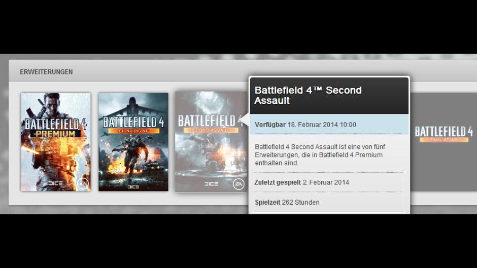 battlefield 4 second assault pc